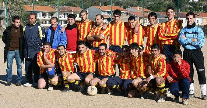 Montiferru Calcio 2007-2008