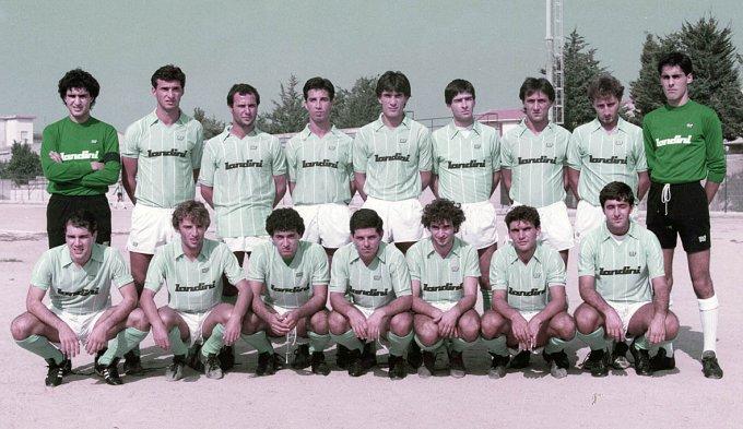 Oristanese Calcio 1979-1980