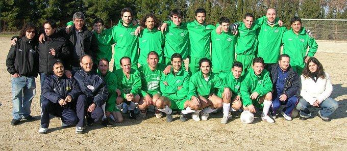 Morgongiori Calcio 2005-2006