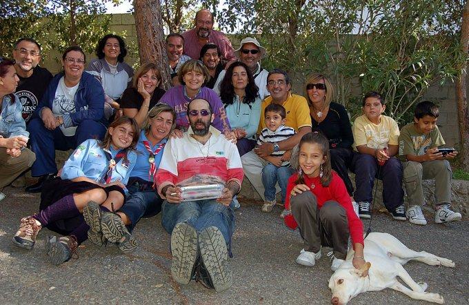 Vecchi Scout OR 1 - Monte Arci 2008