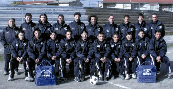 Simaxis Calcio 2001-2002