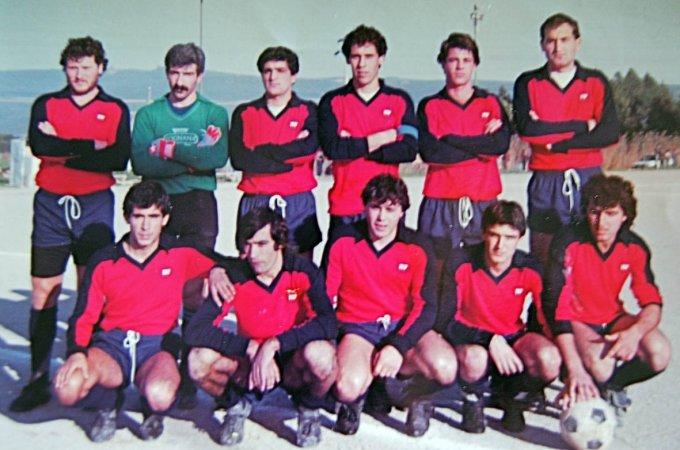Terralba 1984-1985