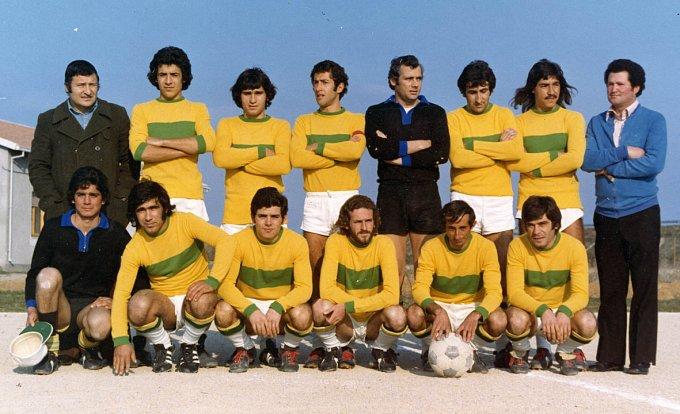 Aeden Santa Giusta 1973-1974