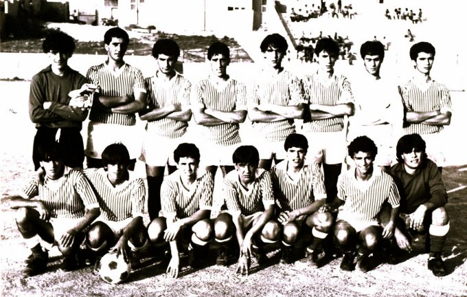 Ales Calcio Under 19 - 1983-1984