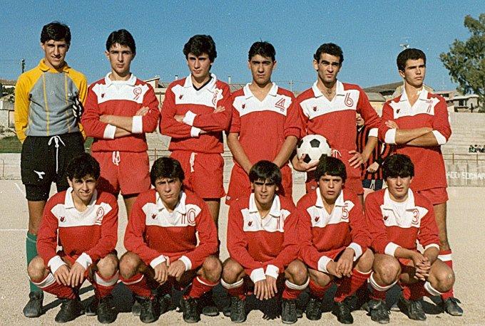 Ales Under 19 - 1984-1985