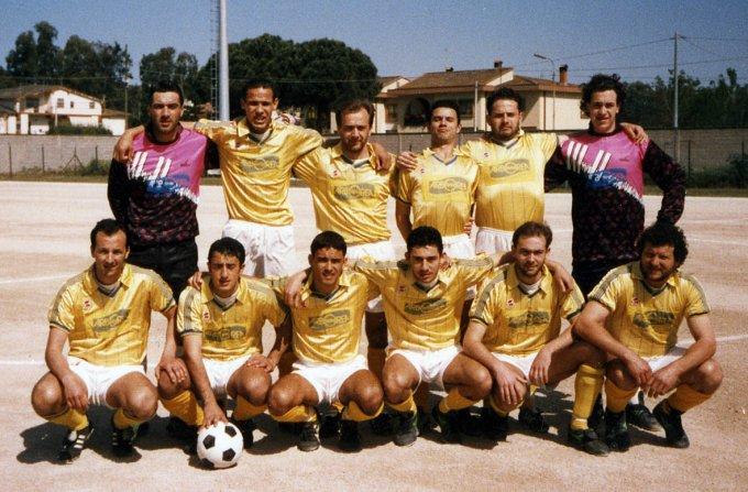Arborea Calcio 1994-1995