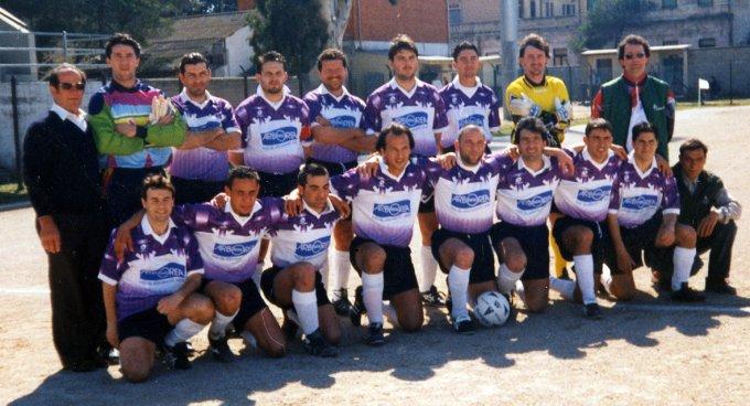 Arborea Calcio 1995-1996 - Arborea