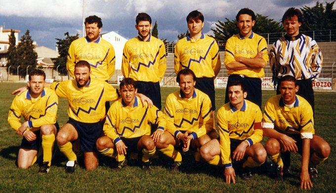 Arborea 1995-1996 - Oristano