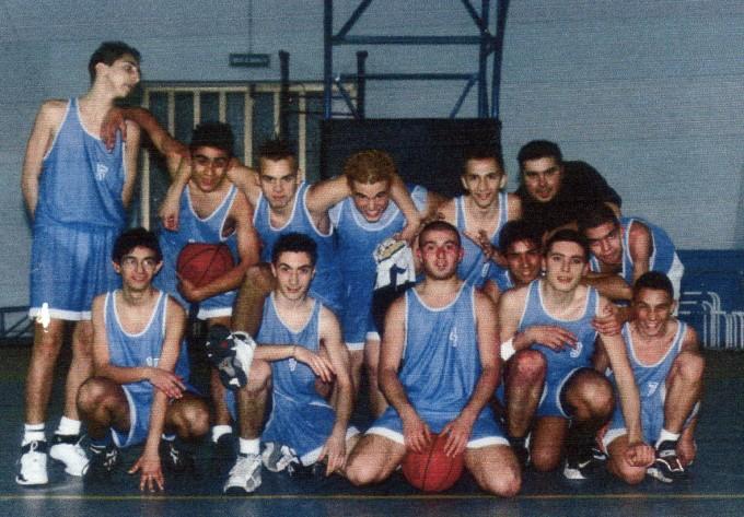 cadetti-stagione-sportiva-1998-1999