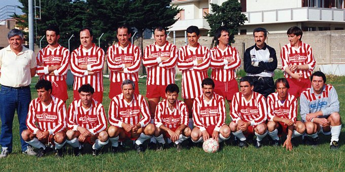 ComEletric Oristano 1990-1991