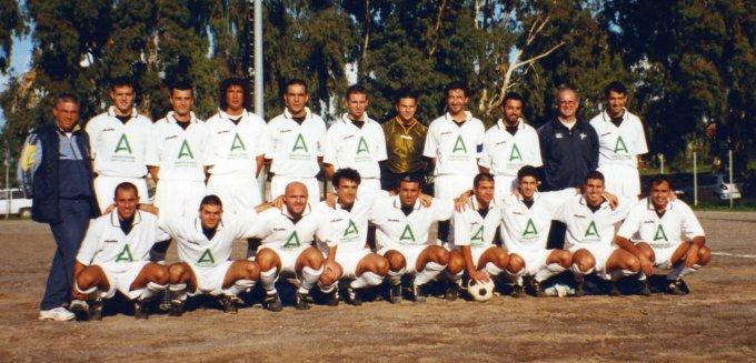 Folgore Calcio - 2000-2001