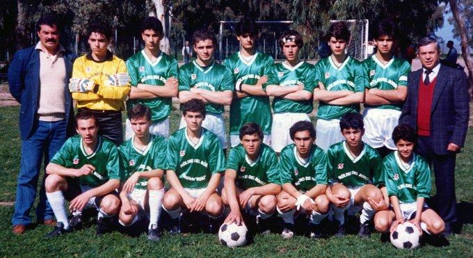 Unione Polisportiva Norbello anni novanta