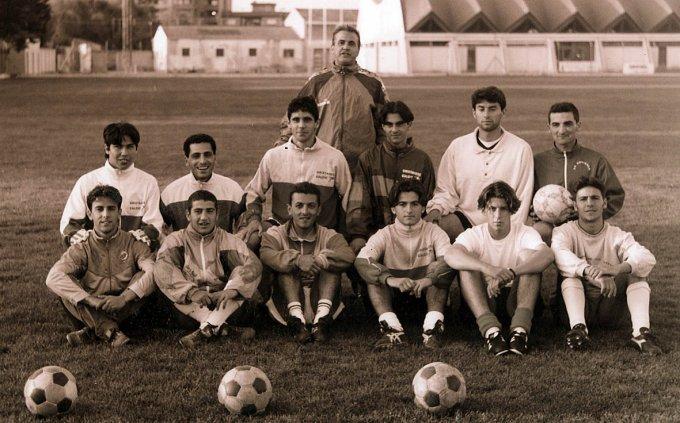 Oristanese 1993-1994 BN