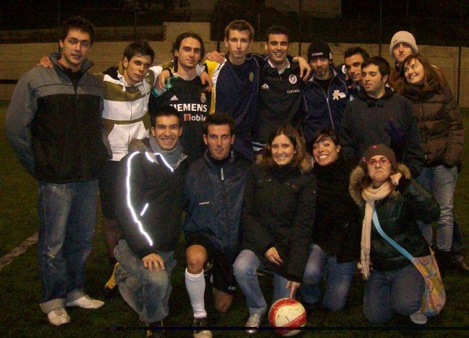 Studenti di Medicina - Cagliari 2008