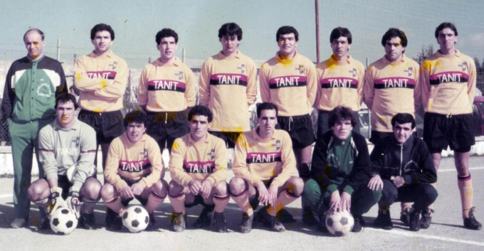 Iglesias 1984-1985