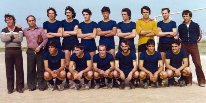 San Giovanni Suergiu 1976-1977