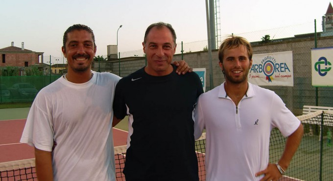 Tennis Club Arborea 2008