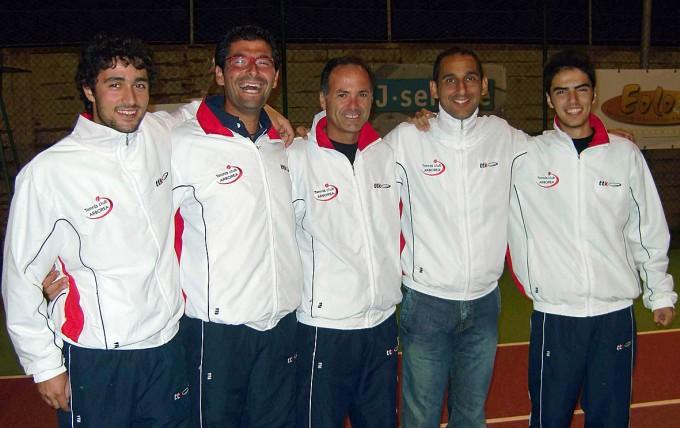 Tennis Club Arborea - 2009