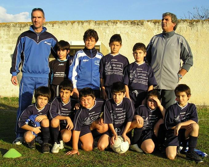 Virtus Santa Giusta 2007-2008
