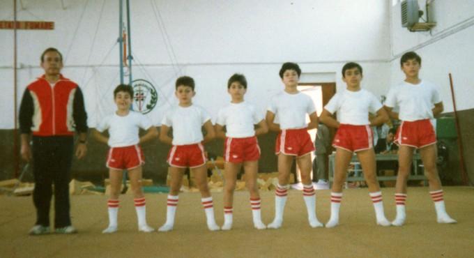 De Castro - primi anni novanta