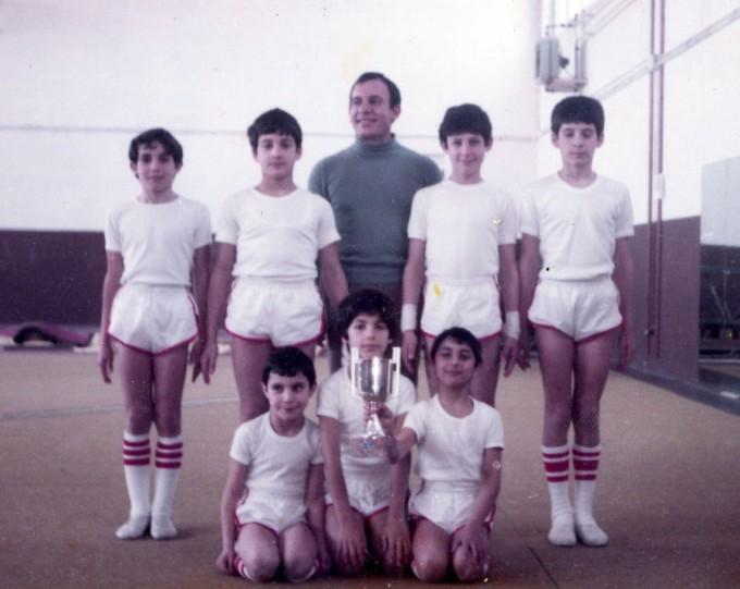 De Castro - primi anni ottanta