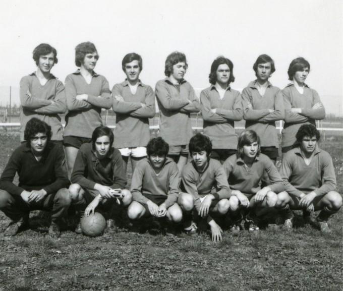 Folgore Oristano anni sessanta