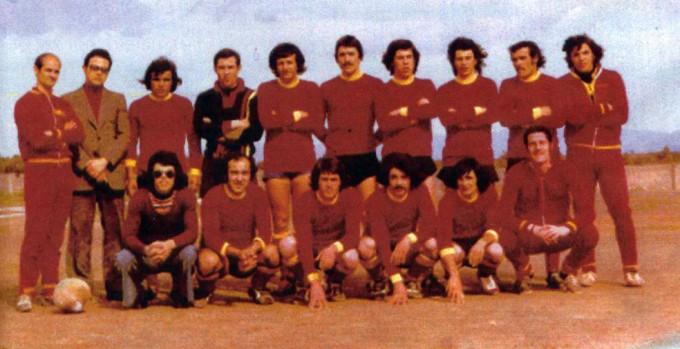 Ghilarza 1971-1972