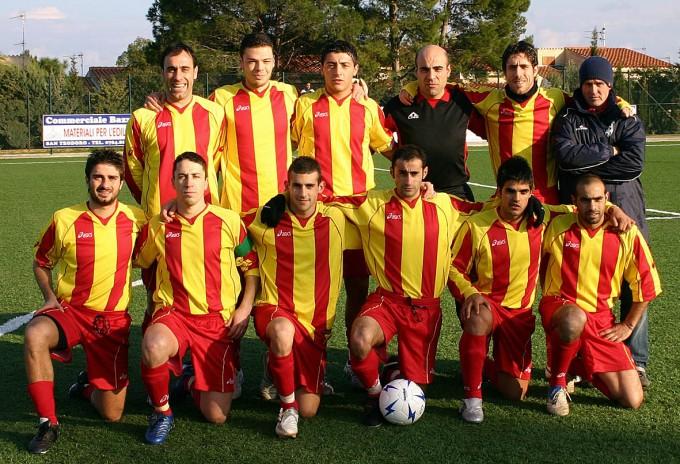 Ghilarza 2005-2006