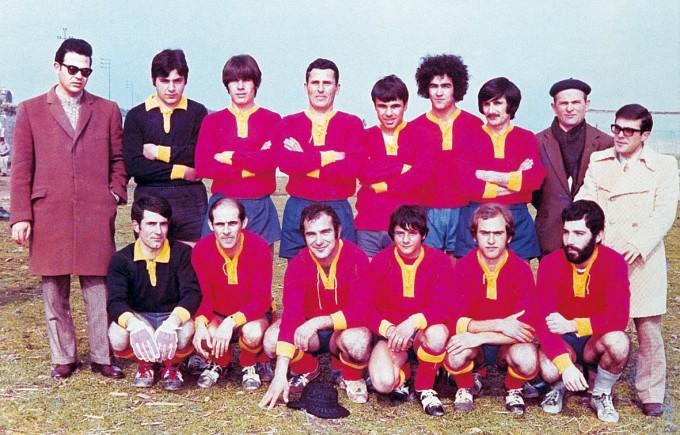 Ghilarza - anni sessanta