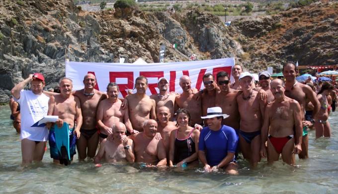 Nuotatori Masua-Pan di Zucchero 2009