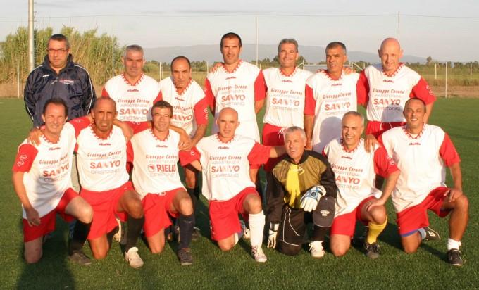 Oristano over 50 - 2009