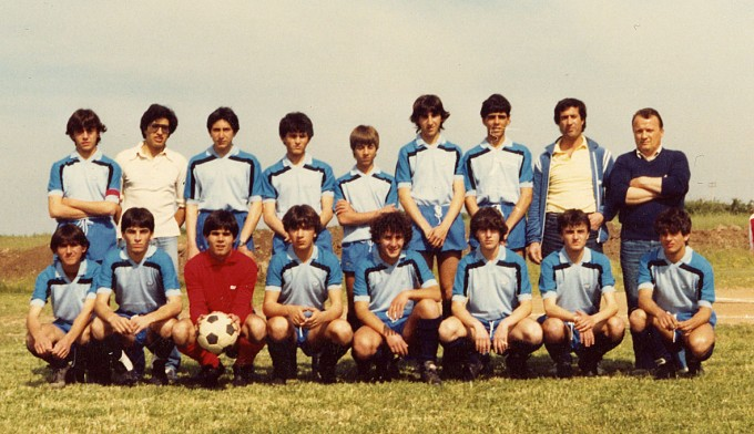 San Domenico Allievi - 1982