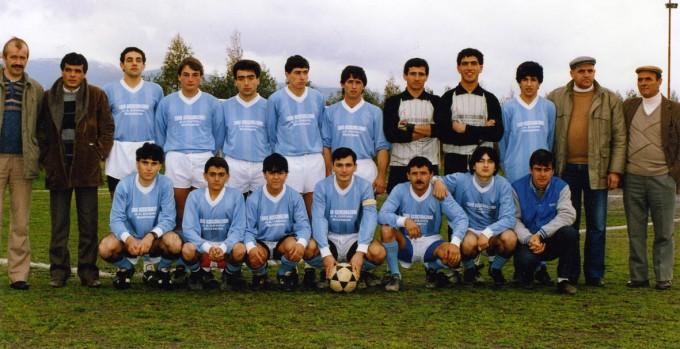 San Quirico 1988-1989
