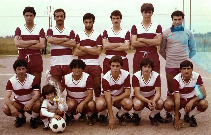 Tharros anni ottanta a Terralba