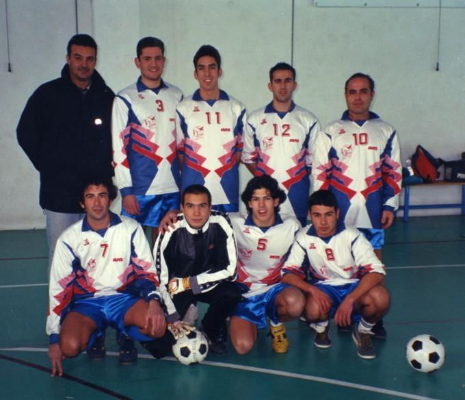 Volley Birds - primi anni novanta