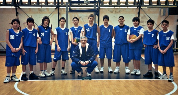 Azzurra Basket Under 13 · Oristano 2009