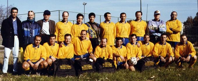 Blu Bar Calcio - Oristano 1997