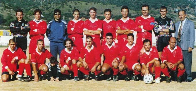 Bolotanese 1997-1998