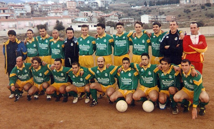 Bolotanese 1998-1999