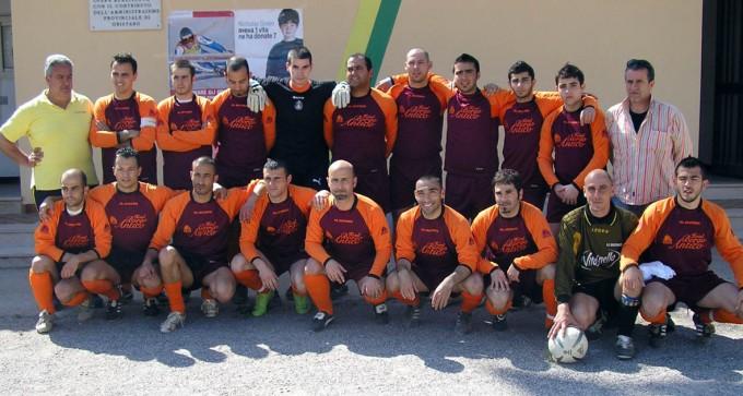 Bolotanese 2008-2009