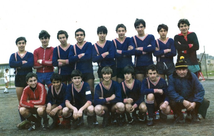 Don Bosco Oristano anni settanta