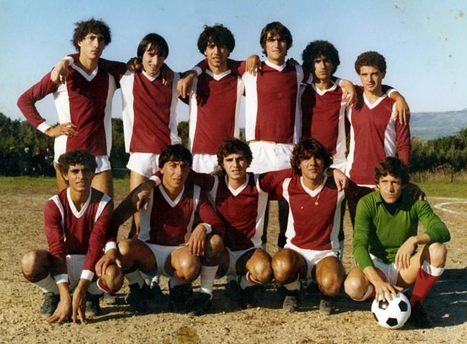 Furia Rossa - Baratili anni ottanta