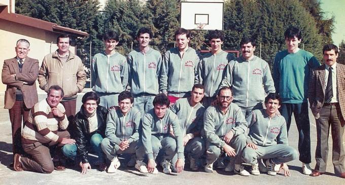 Ghilarza Basket - 1986-1987