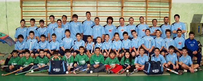 Hockey Team Uras - 2009
