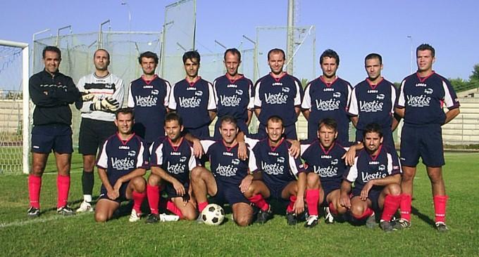 Ingegneri Calcio Oristano - Agrigento 2007