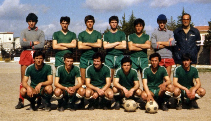 Oristanese Calcio - anni ottanta