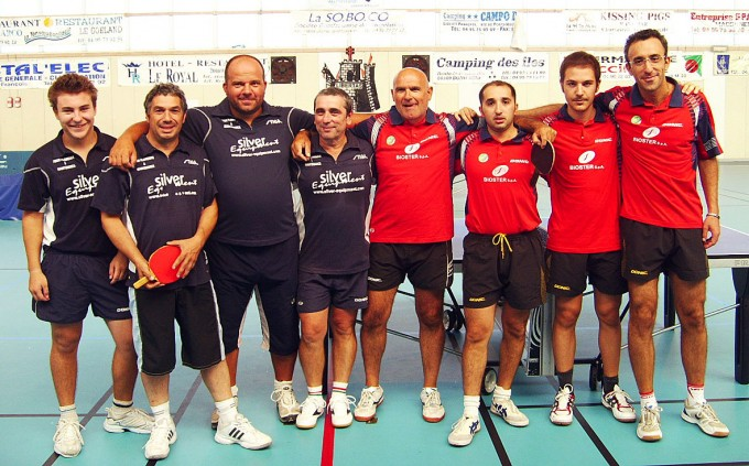 Tennis Tavolo Oristano - 2009