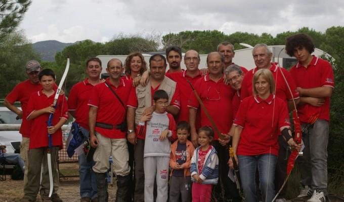 Arcieri della Quercia - Alghero 2009