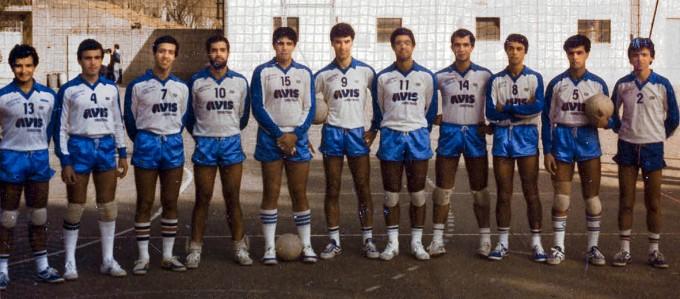Ariete Pallavolo - Oristano 1983