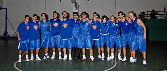 Azzurra Basket - Oristano 2009
